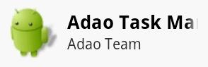 Adao Task Manager